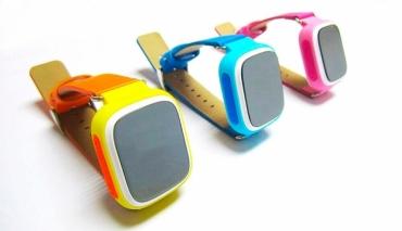 Умные часы для детей Q80 с GPS трекером и функцией телефона