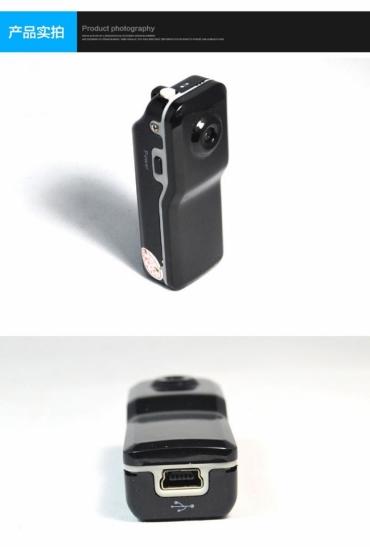Мини камера с записью на SD карту