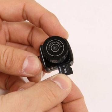 Мини фото и видео камера 2.0 Мегапикселя