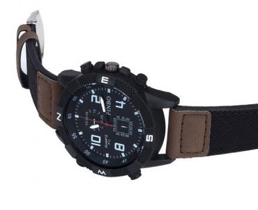 Большие военно-спортивные часы PINBO