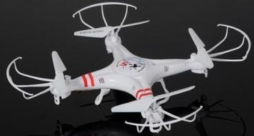 Квадрокоптер X5