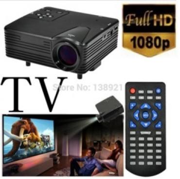 мини домашний Проектор Full HD 1080p модель Н100