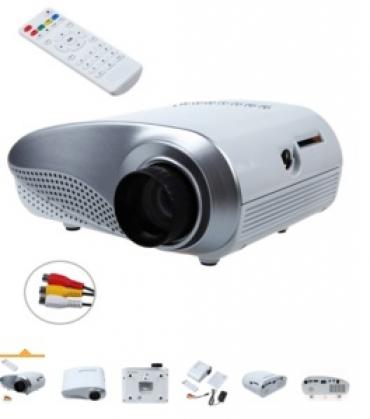 мини домашний Проектор Full HD 1080p модель Pico