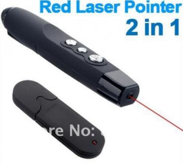 лазерная указка и пульт для презентаций powerpoint