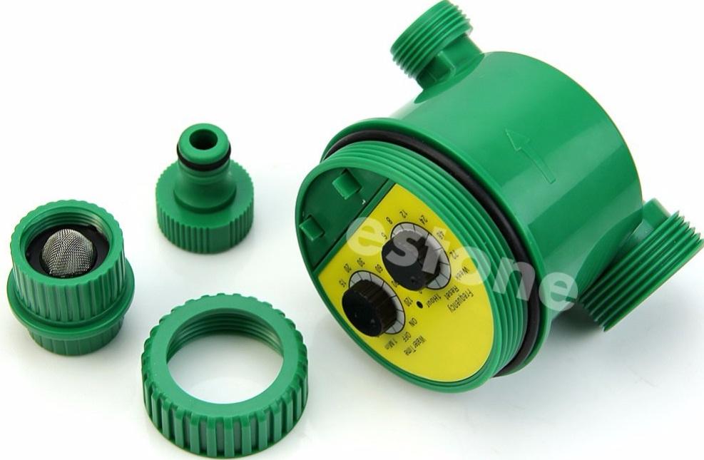 автономный контроллер воды для автоматического орошения сада