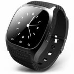 Наручные смарт часы RWATCH M26 (черные)