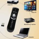 """Универсальный пульт """"Воздушная мышь t1"""" для Smart tv и смарт приставок"""